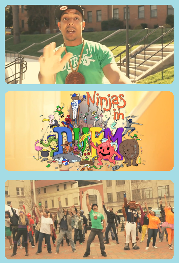 Branding Videography | Ninjas in DURM Music Video