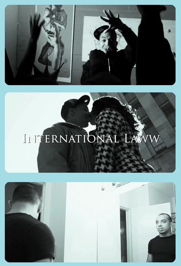 "The Real Laww's ""International Laww"""