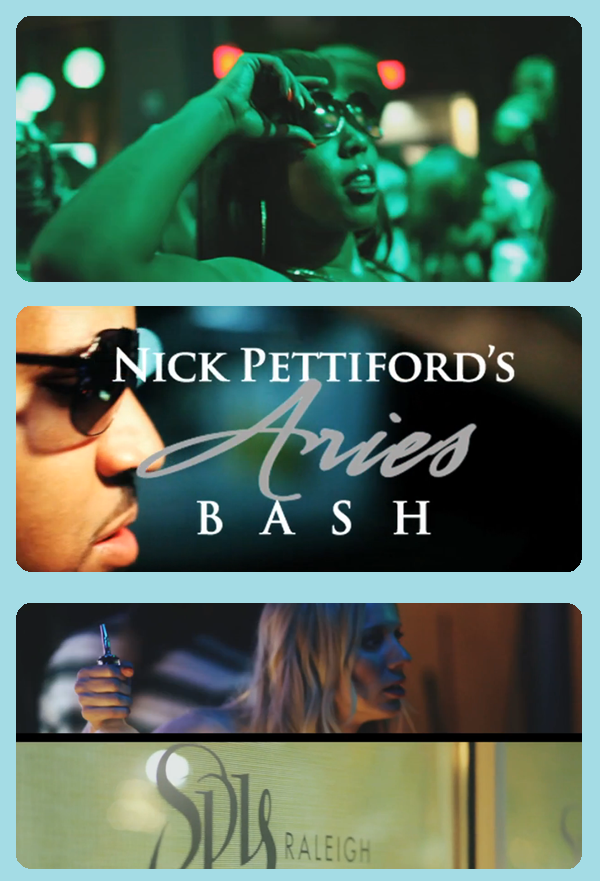 Event Videography | Nick Pettiford Aries Birthday Bash