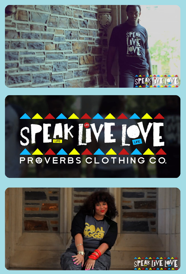 BRANDING VIDEOGRAPHY | PROVERBS CLOTHING